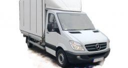 Mercedes Sprinter Kontener 8 EP