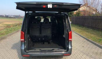 Mercedes V, 7 osób, z hakiem, automat full