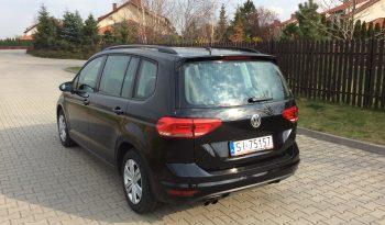 VW Touran, 7 osób, bez haka full