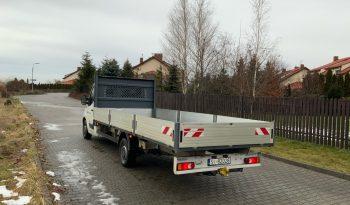 Renault Master, dostawczy z otwartą paką full