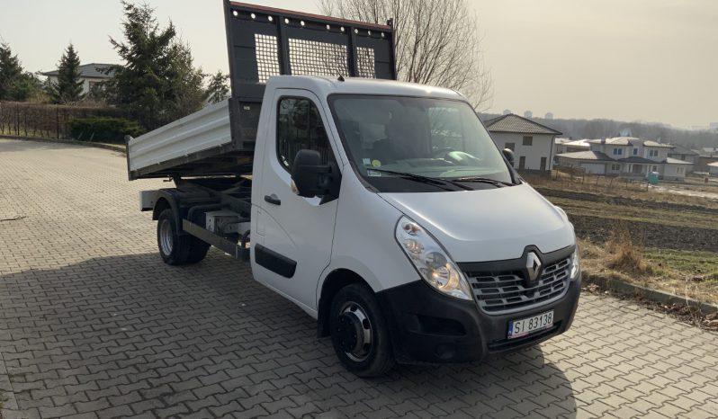 Renault Master, dostawczy z otwartą paką, wywrotka full